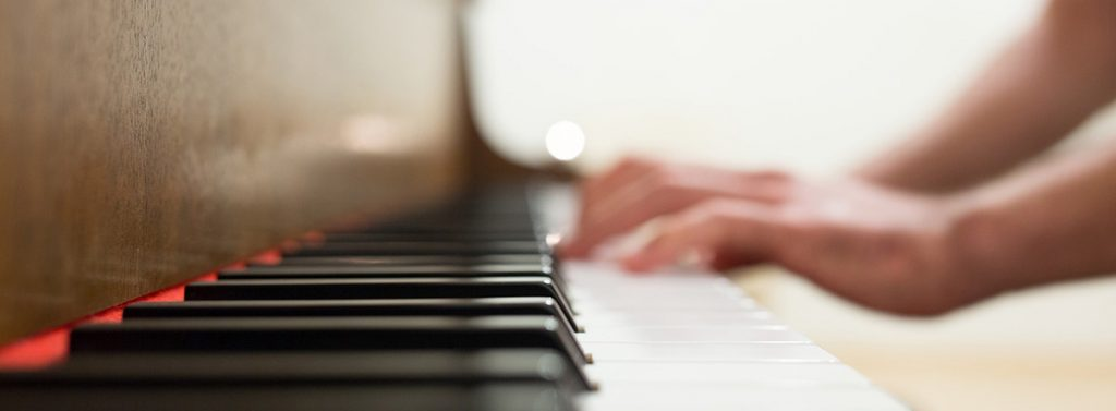 Invest in Piano lessons
